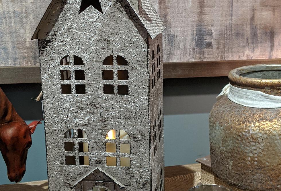 Aged House
