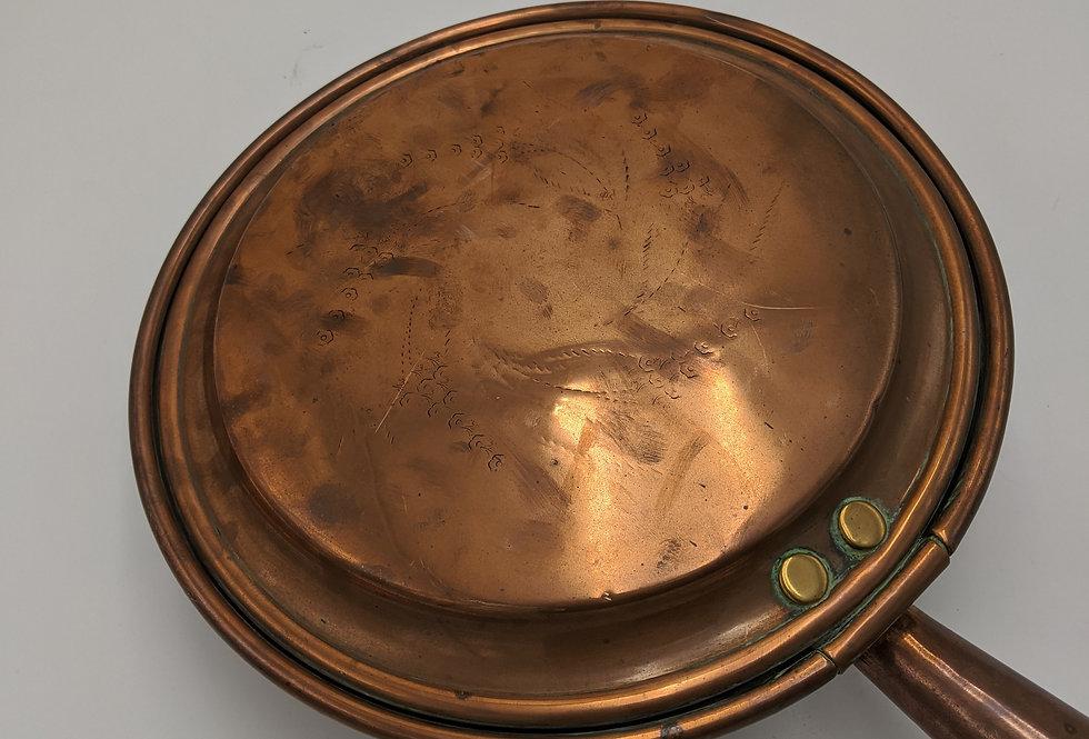 Coppered Jardiniere
