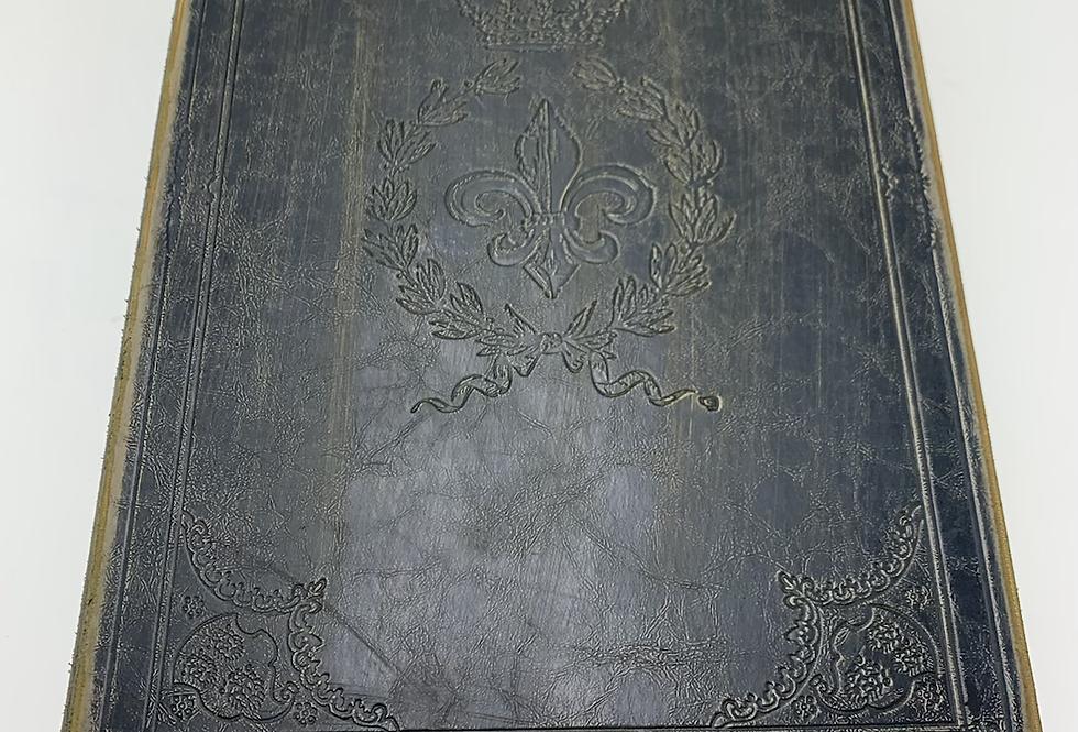 Fleur De Lys Book Box