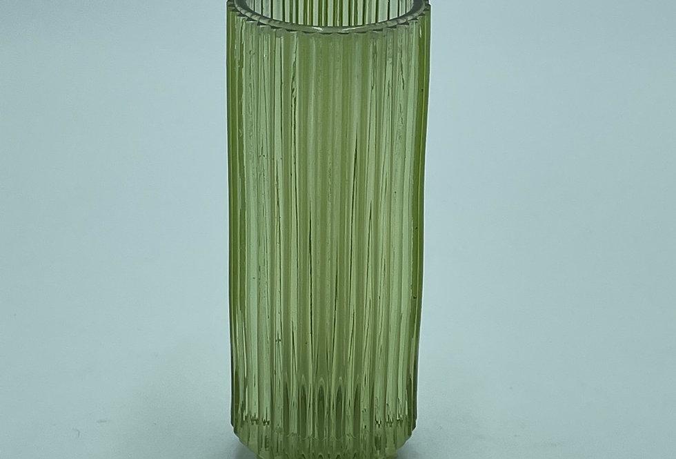 Tall Glass Green