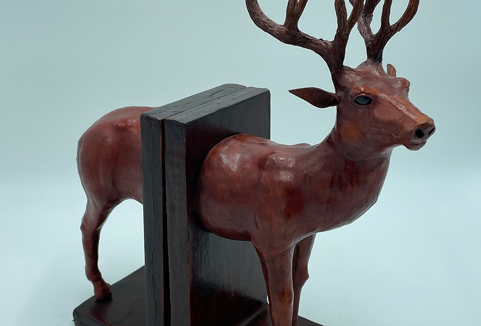 Stag Book Ends (M)
