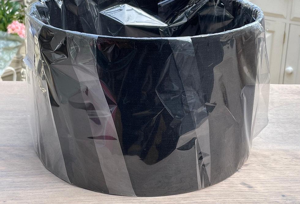 Cylinder Shade Black