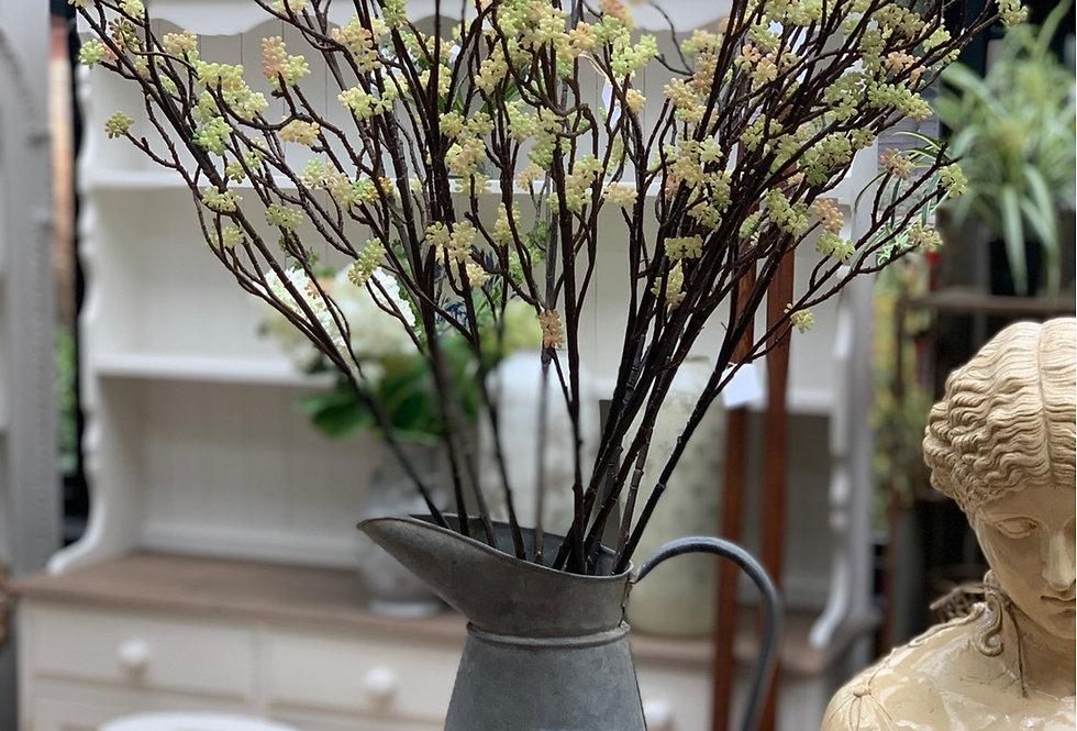 Branch In Bloom Faux Stem
