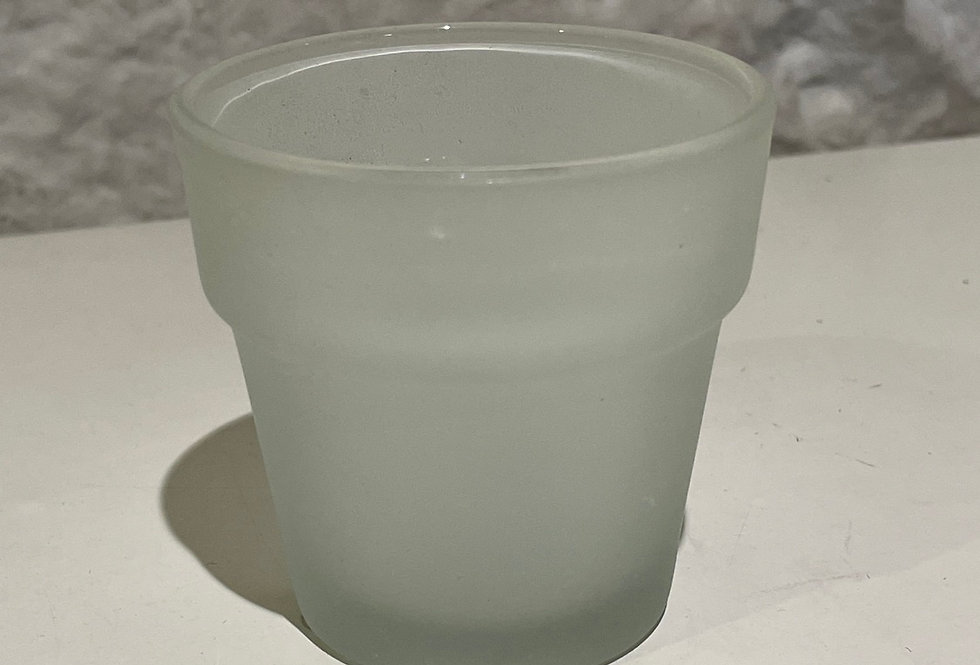 Small Glass Votive