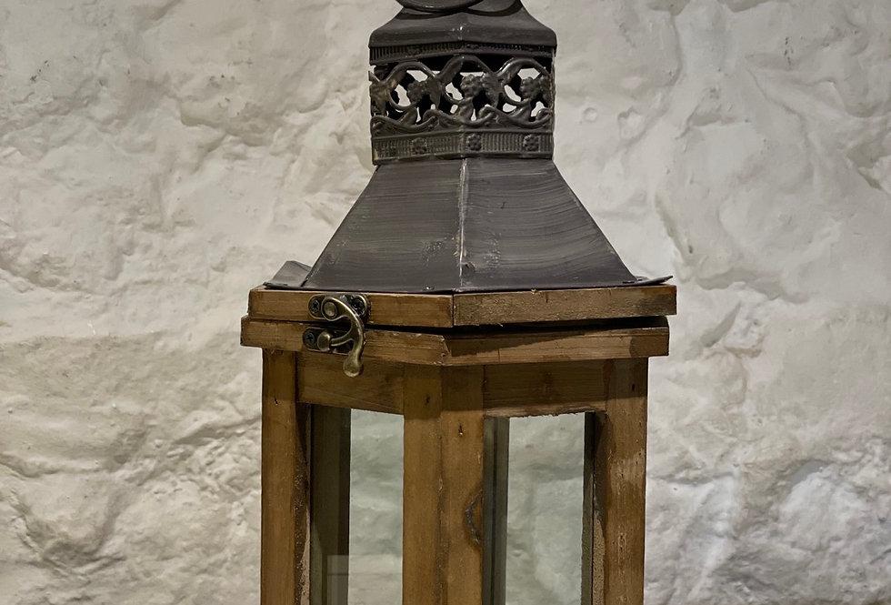 Spruce Lantern