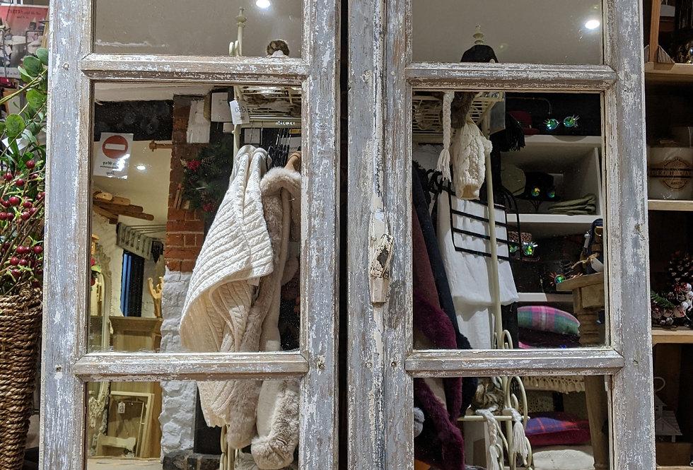 Medium Window Mirror Pair