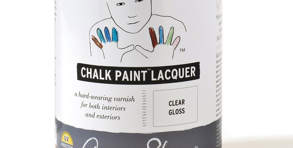 Clear Gloss Lacquer 750 ml