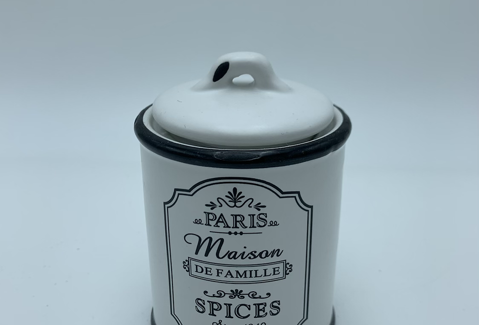 Spice Canister