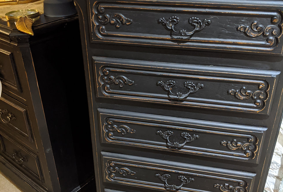 Chest of Drawers 5D