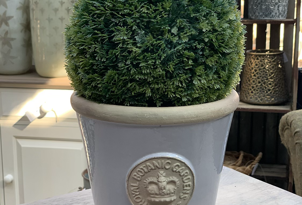 Kew Pot Grey Medium