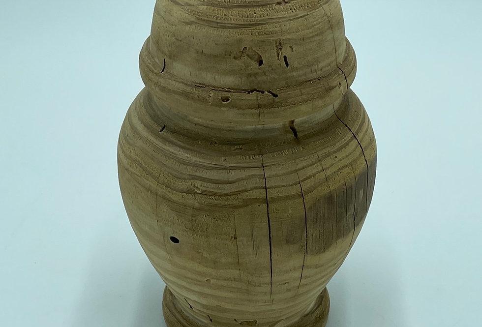 Wooden Urn (M)