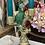 Thumbnail: Green Cockatoo Candle Holder