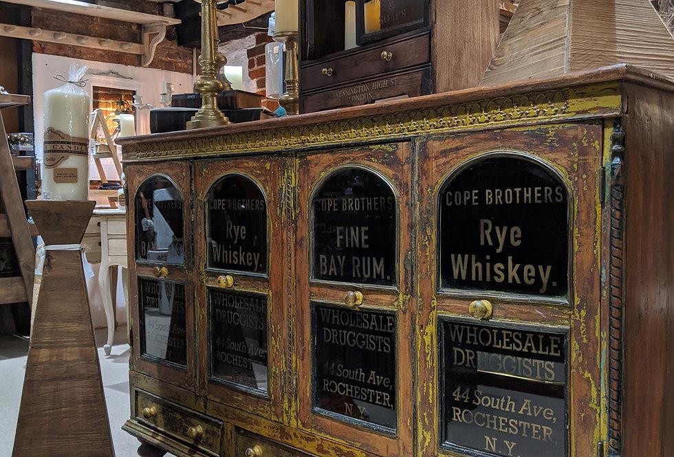 Large Teak Sideboard - Fine Bay Rum