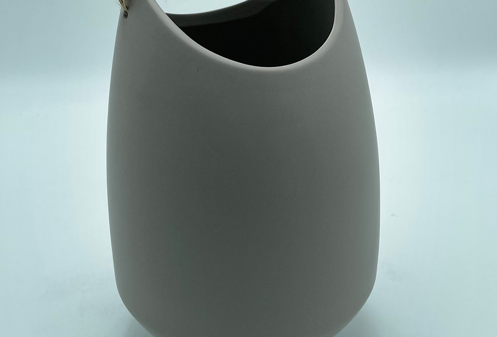 Vase with Bamboo