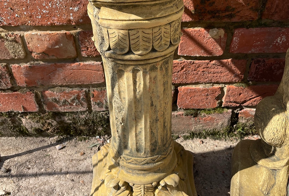 Corinthian Column Plinth