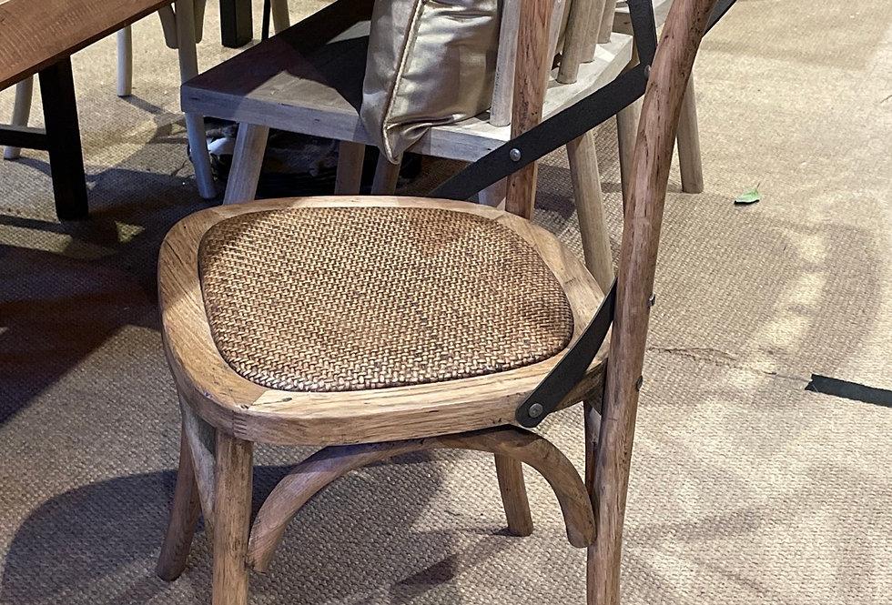 X Back Chair (no armrest)