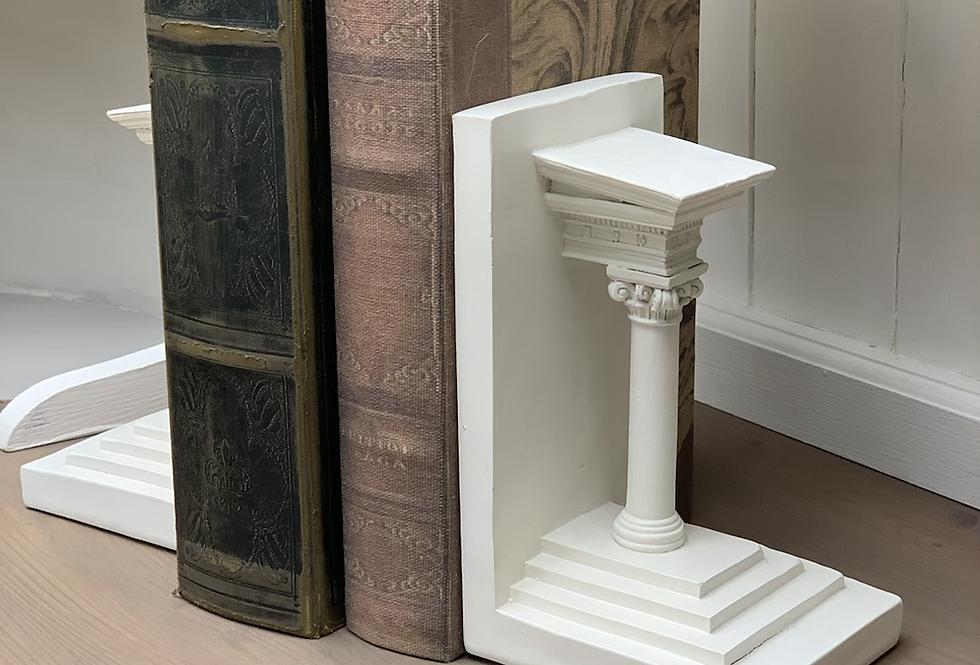 Roman Column Bookends