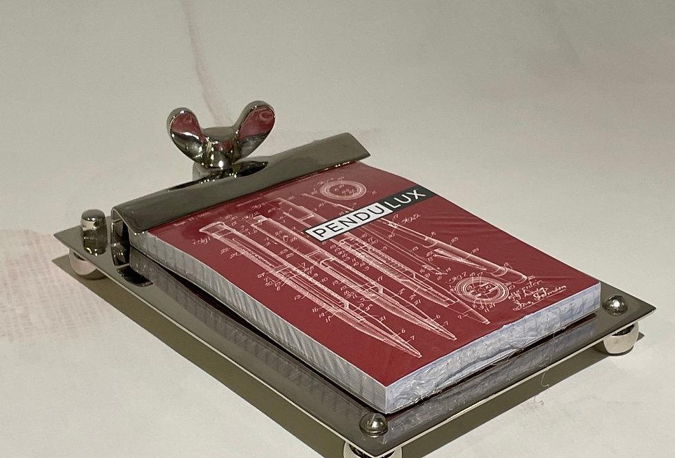 Nickel Notepad