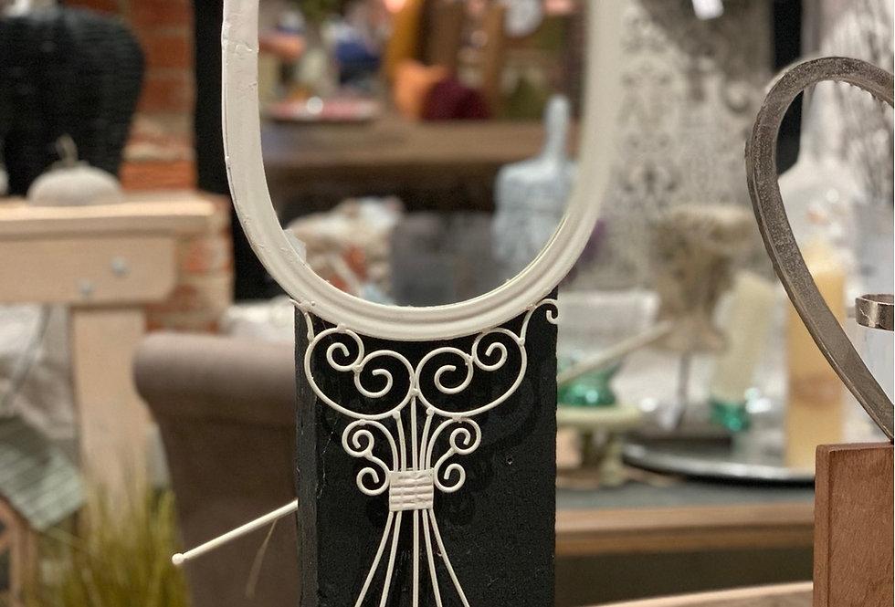 Long Round & Short Round Wall Mirror