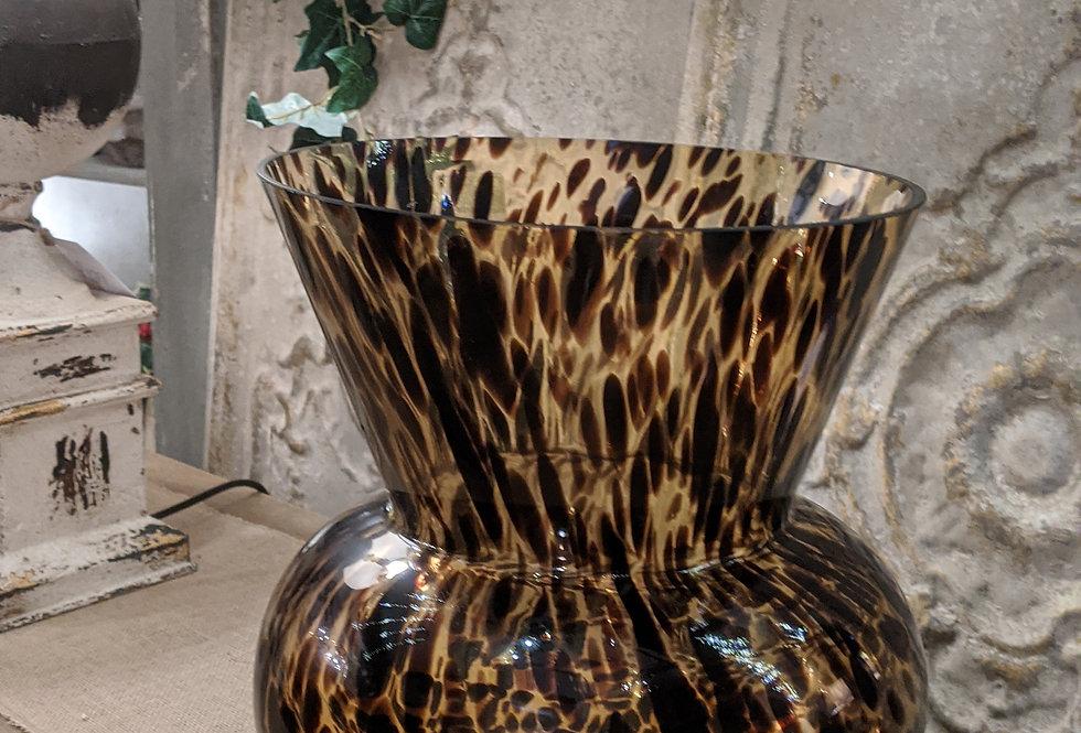 Large Tortoiseshell Vase