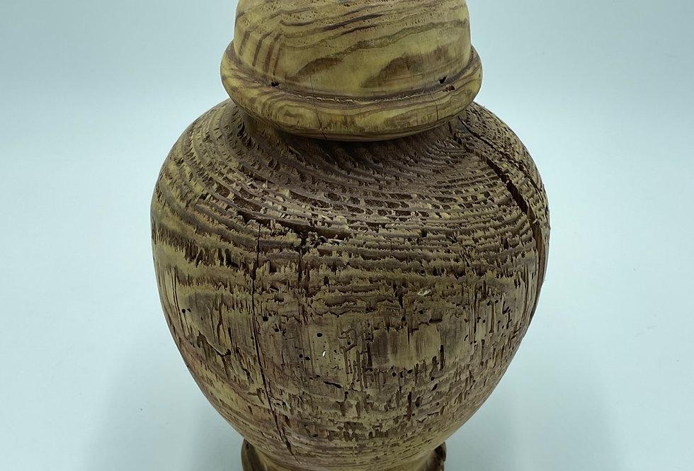 Wooden Urn (L)
