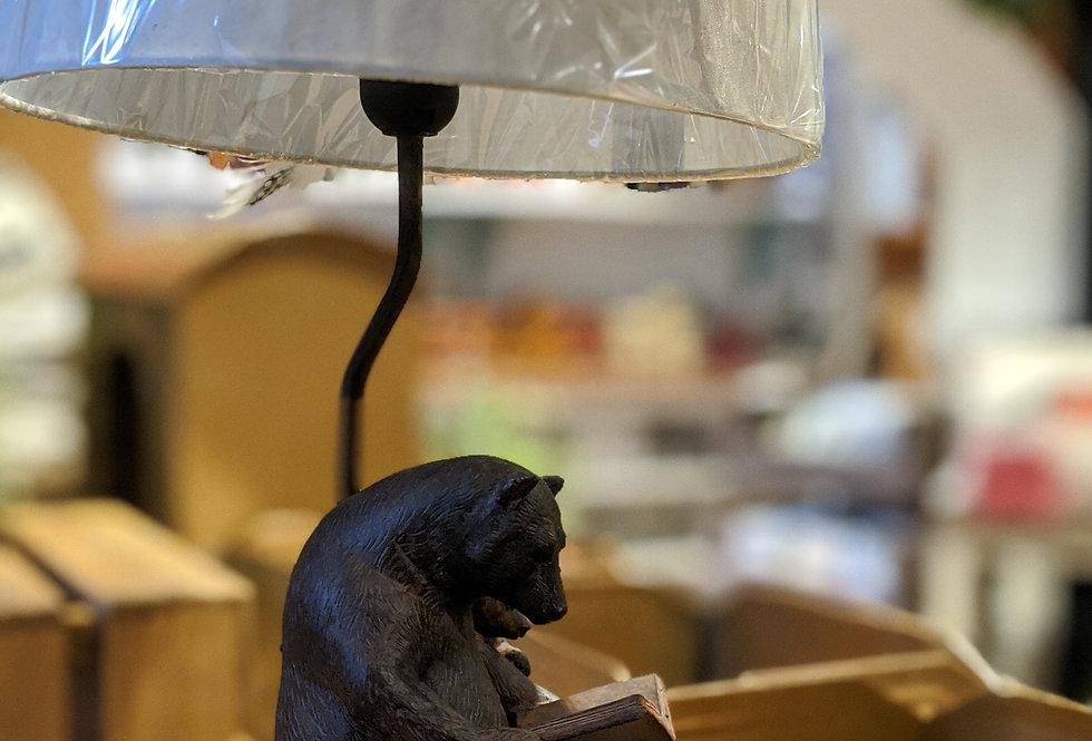 Bear Lamp and Shade