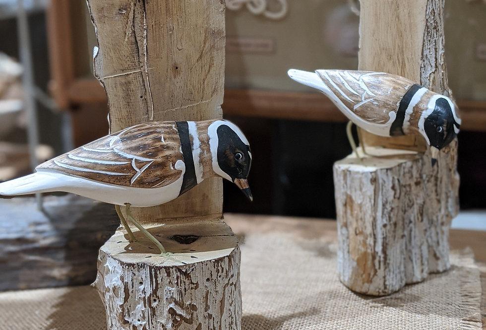 Plover Bird Post