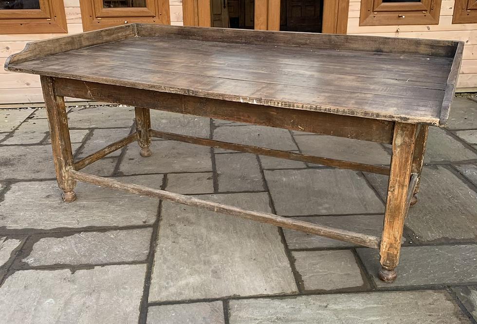 Beautiful Vintage Wood Table