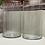 Thumbnail: Etched Glass Hurricane Jar
