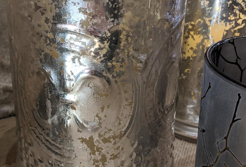 Foil Glass Votive