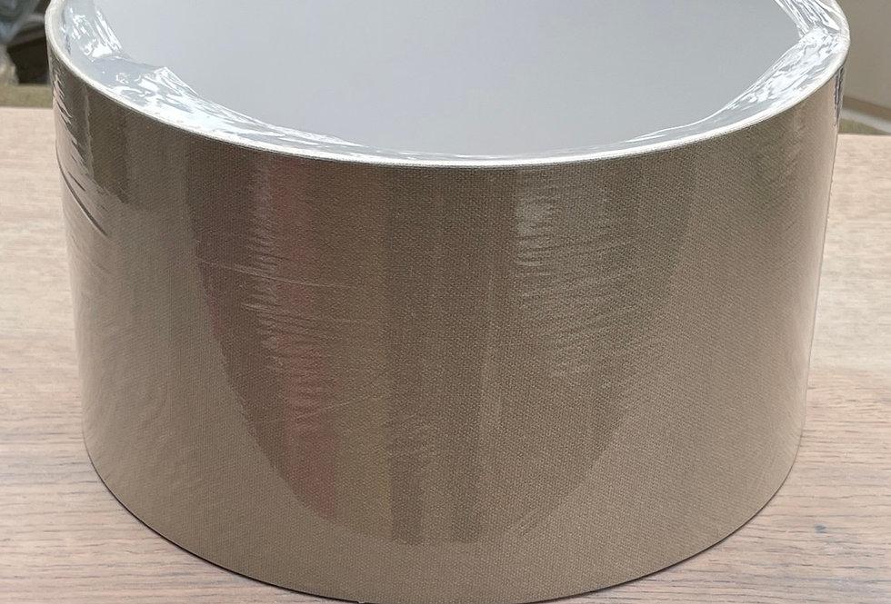 Cylinder Drum Beige