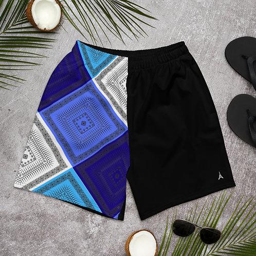 Mid Summer Blue's Sport Short- Men's