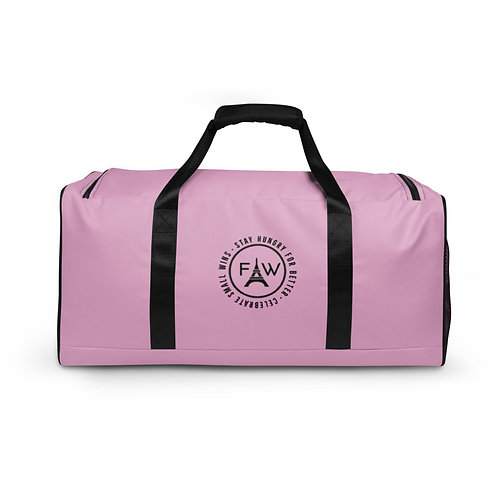 The Gym Bag in Lilac