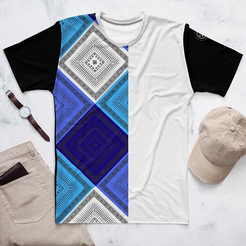 Mid Summer Blue's T-Shirt- Men's