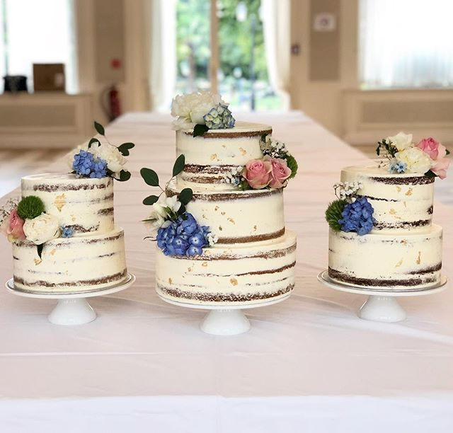 last wedding cakes in july was this semi