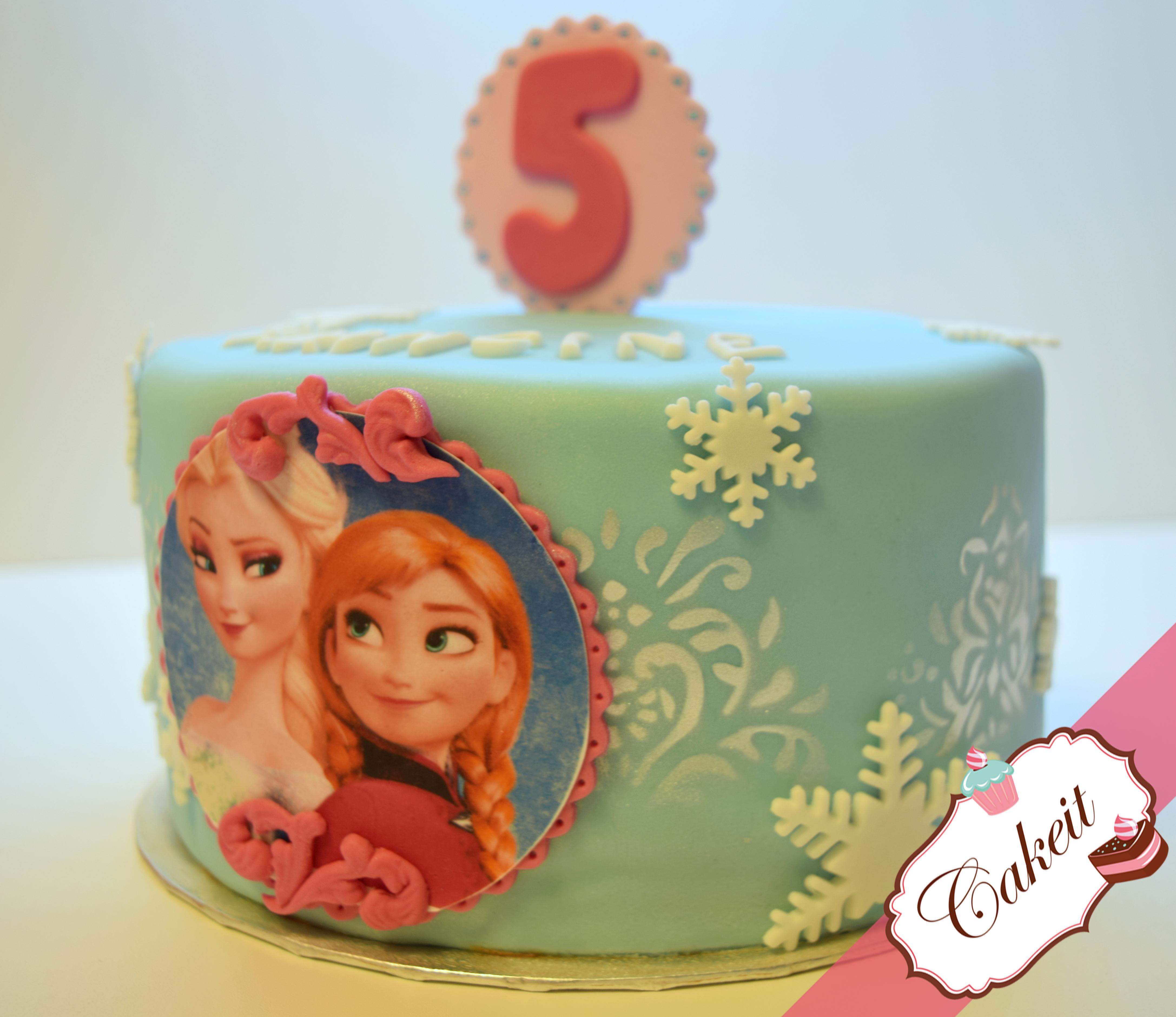 Frozen_Elsa&Ana