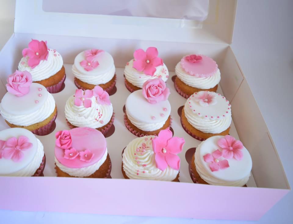 Roses_Cupcakes