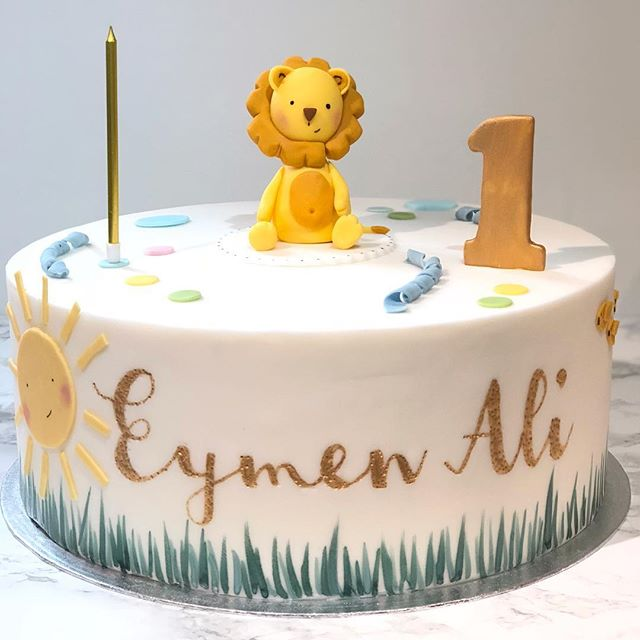 🦁 happy 1st birthday eymen ali #firstbi