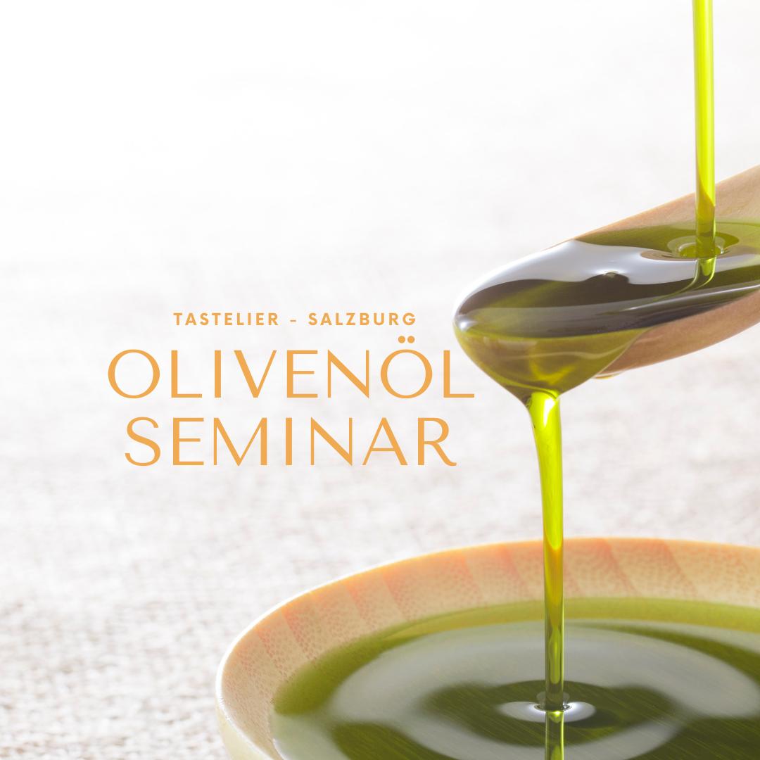 Olivenöl Seminar | Olio Extra Vergine