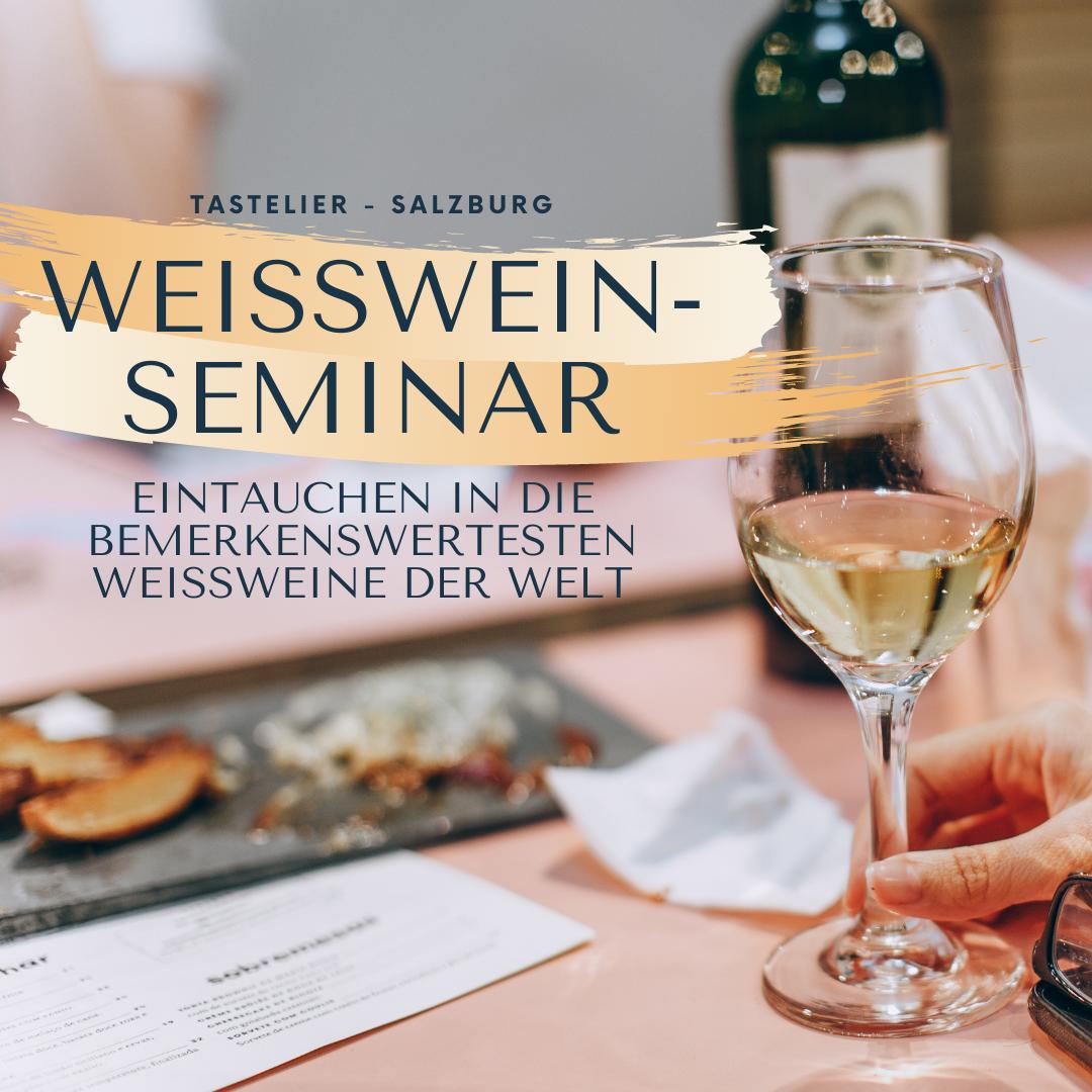 Weine der Welt | Weisswein-Seminar