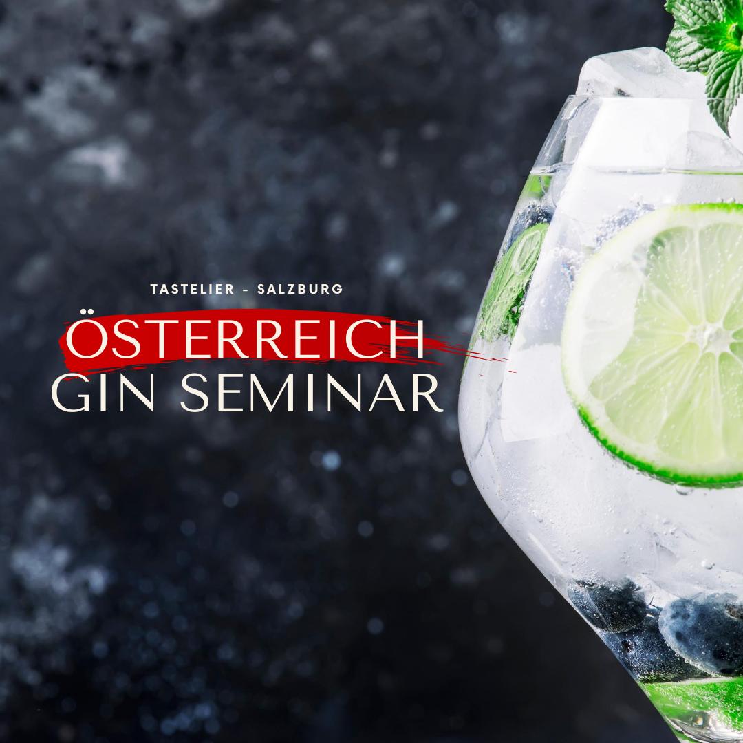 Gin-Abend | Gin aus Österreich