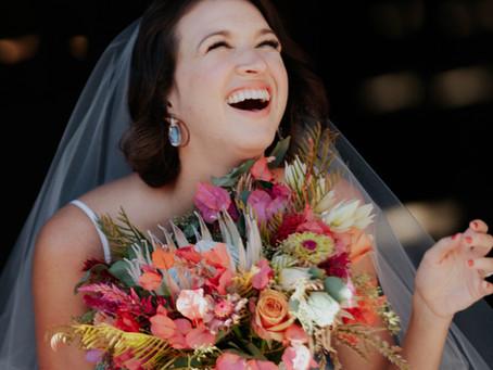 Nothing Stops Love    Tara & Collins Montecito, CA Wedding