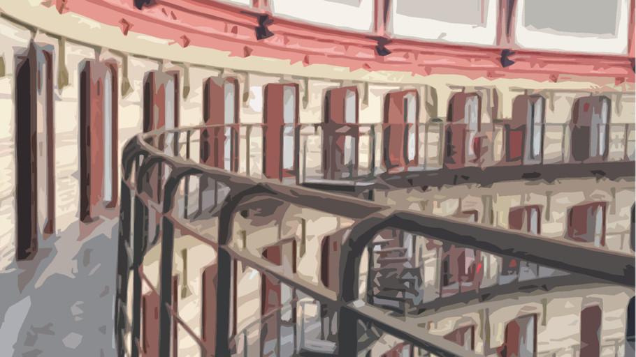 De Koepelgevangenis - Breda