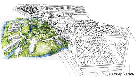 Dubbeldam 3 - landgoed ontwikkeling - Bu