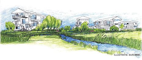 Dubbeldam 2 - landgoed ontwikkeling - Bu