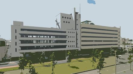 HAKA gebouw - Rotterdam