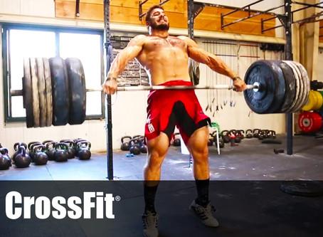 Crossfit 46 Week 11/12 (17.4/17.5)