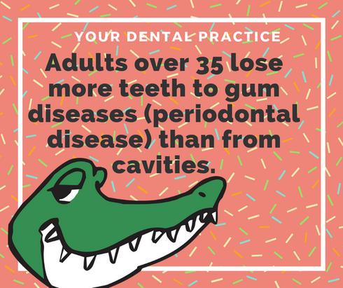Dentist Socail media by Divergent