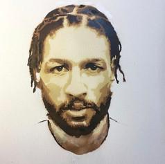 Portrait of Miguel