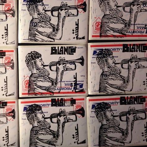 USPS stickers